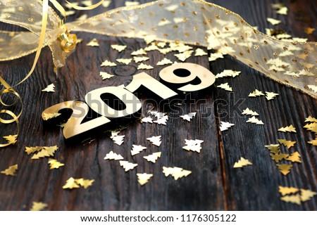 Happy New Year 2019 #1176305122