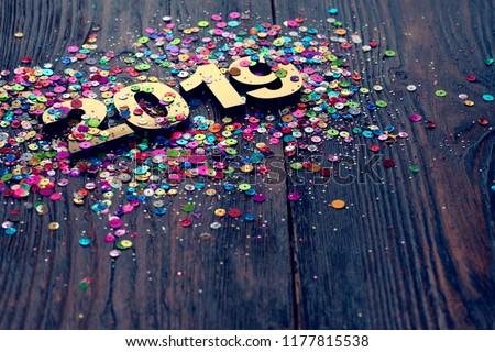 Happy New Year 2019 #1177815538
