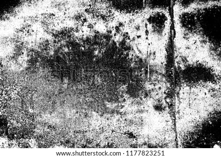Abstract background. Monochrome texture. Image includes a effect the black and white tones. #1177823251