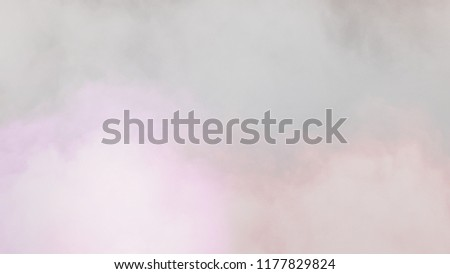 Blurred smoke and light colors are mixed,Background image celebrating a wedding or new year,Used for promotions or exhibits. #1177829824