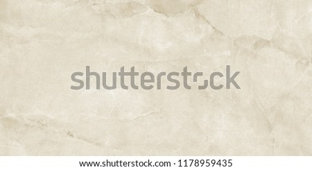 Cream marble, Ivory onyx marble for interior exterior (with high resolution) decoration design business and industrial construction concept design. Creamy ivory marble background #1178959435