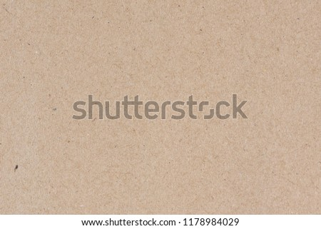 Sheet of brown paper useful as a background #1178984029