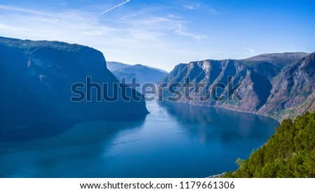 Aurlandsfjords  - Norway  #1179661306