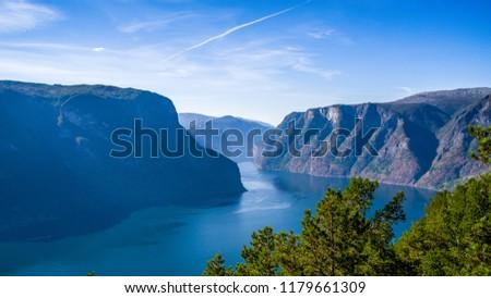 Aurlandsfjords  - Norway  #1179661309