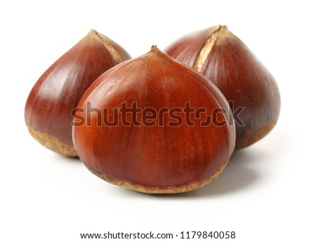 Horse chestnuts #1179840058
