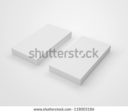 IBlank Business Cards