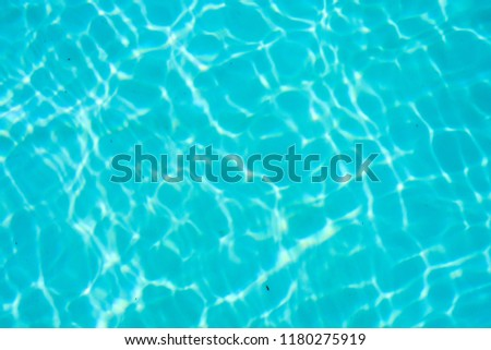 Water background abstract #1180275919