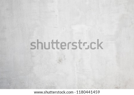 white cement wall texture background .Loft  style design wall texture ideas living home #1180441459