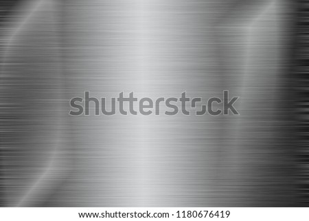 Metal or steel texture background #1180676419