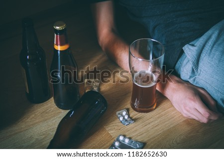 The concept of drug addiction and alcoholism #1182652630