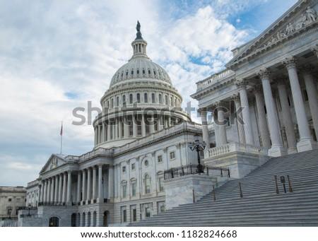 Capital Hill Building Washington DC #1182824668