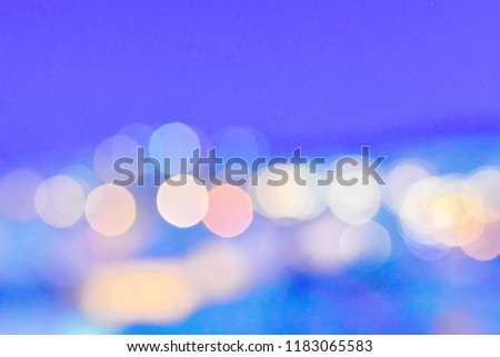 Christmas lighting abstract defocus bokeh background blue pastel purple white shine color, Royalty high quality free stock image, holidays or celebrate, card, pattern creativity space for idea copy