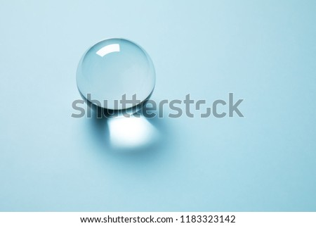 crystal clear ball, model #1183323142