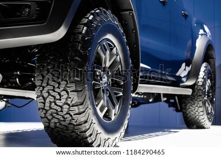 Wheel pickup truck.Car mag wheel.Magnesium alloy wheel. #1184290465