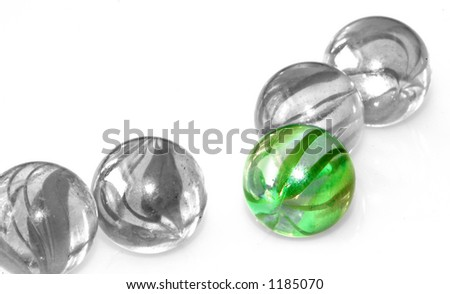 green marble #1185070