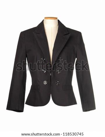 Elegant female dress mannequin #118530745