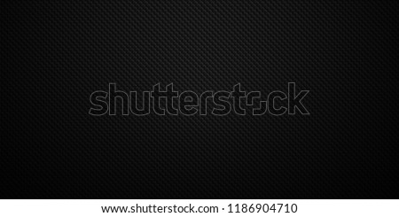 Dark black Geometric grid background Modern dark abstract vector texture Royalty-Free Stock Photo #1186904710