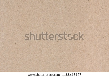 Sheet of brown paper useful as a background #1188615127