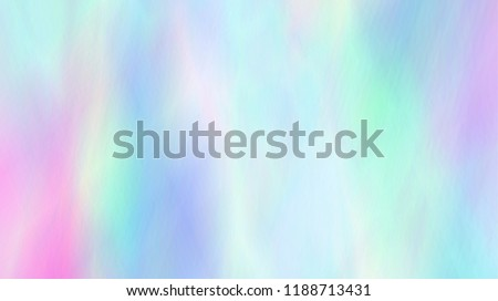 Soft hues are a classic spring, summer. A pastel color palette can be a gorgeous, unique design. Magic wallpaper, rainbow texture, digital painting art. Vector EPS10. Trendy pastel colors.  #1188713431