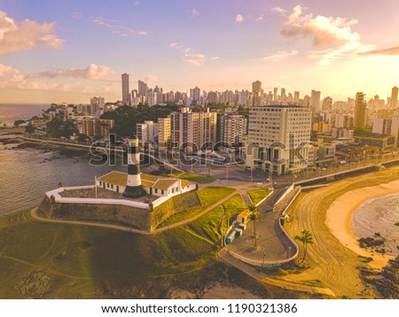 Farol da Barra, Salvador, Bahia, Brasil