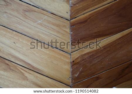 old wood frame vintage style close up #1190514082