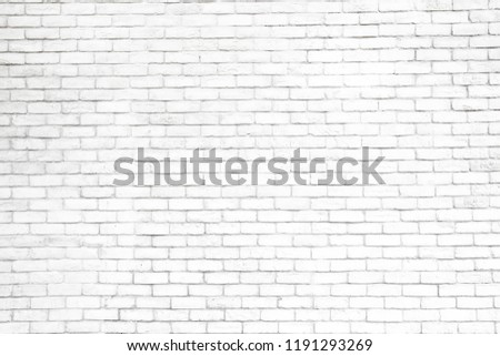 white brick wall pattern gray color of modern style design decorative uneven.Loft  style design ideas living home #1191293269