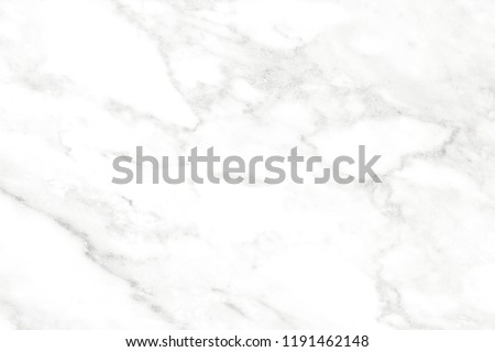 White marble surface for do ceramic counter, white light texture tile gray background marble natural for interior decoration and outside. #1191462148