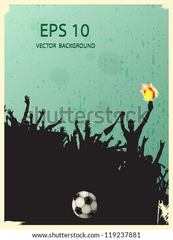 football fans #119237881