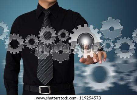 Teamwork concept #119254573