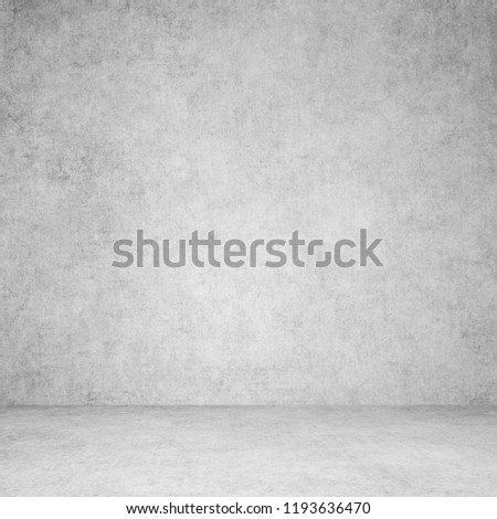Designed grunge texture. Wall and floor interior background #1193636470