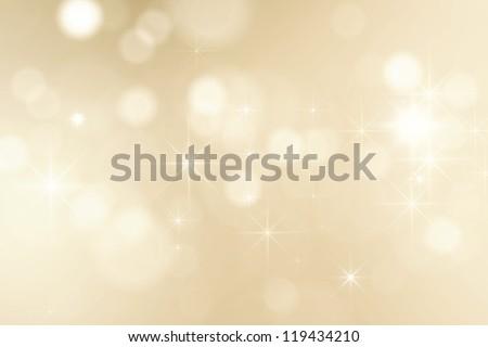 bright golden sparkles