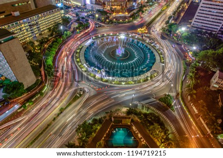 Jakarta officially the Special Capital Region of Jakarta, is the capital of Indonesia. Jakarta is the center of economics, culture and politics of Indonesia.  #1194719215