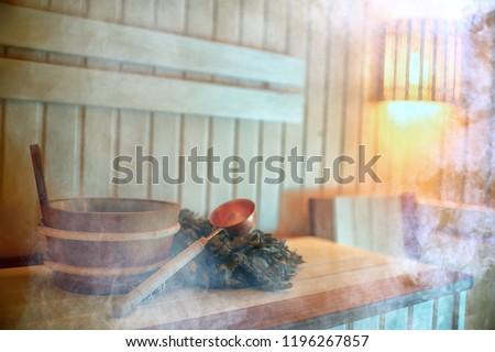 Russian sauna broom / sauna accessories, broom for sauna, Russian traditional sauna, steam bath with broom hot steam #1196267857