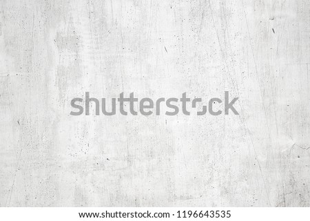 white concrete texture background of natural cement or stone old texture as a retro pattern wall.Used for placing banner on concrete wall. #1196643535