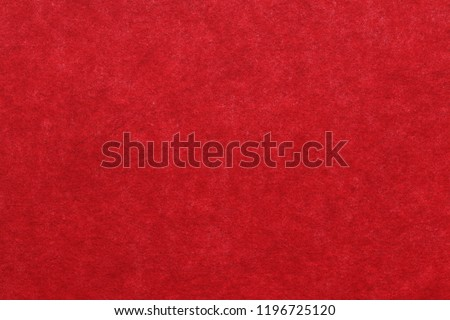 Japanese new year red paper texture or vintage background