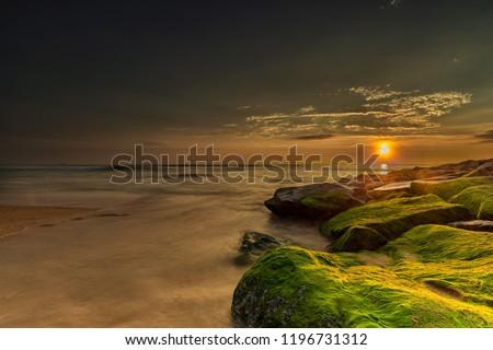 Maravanthe Beach, Udupi, Mangalore, India