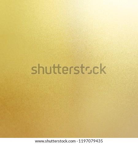 Foil gold orange golden metalic texture. #1197079435