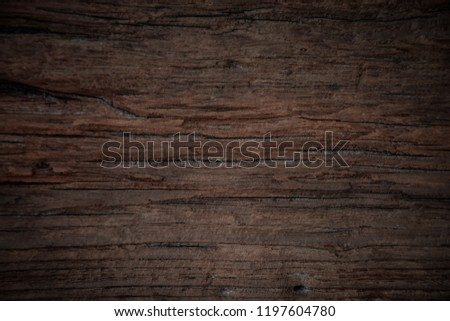 Textures and patterns of old wood. #1197604780