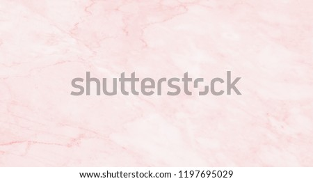 Pink marble texture background, abstract marble texture (natural patterns) for design. #1197695029