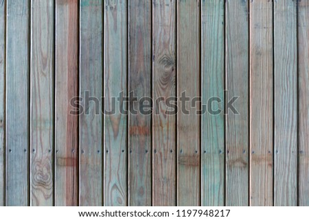Wooden wall texture, wood background #1197948217