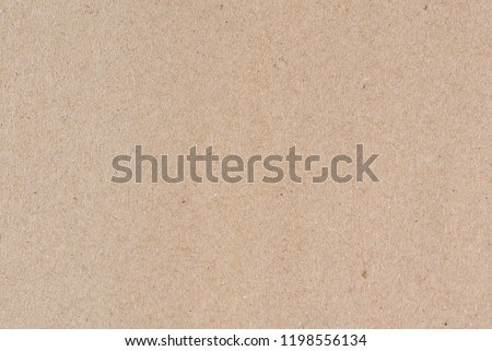 Sheet of brown paper useful as a background #1198556134