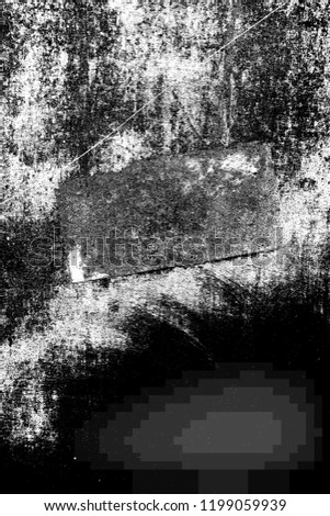 Abstract background. Monochrome texture. Image includes a effect the black and white tones. #1199059939