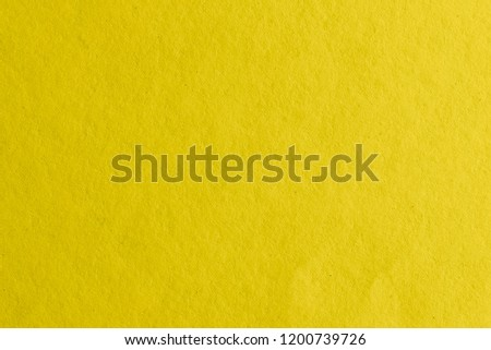 Yellow paper texture #1200739726