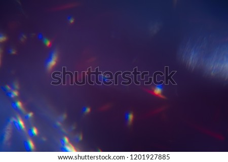 lens flare colorful abstract light glow. optical flash spotslight background. #1201927885