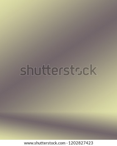 A soft vintage gradient blur background with a pastel colored well use as studio room, product presentation and banner #1202827423
