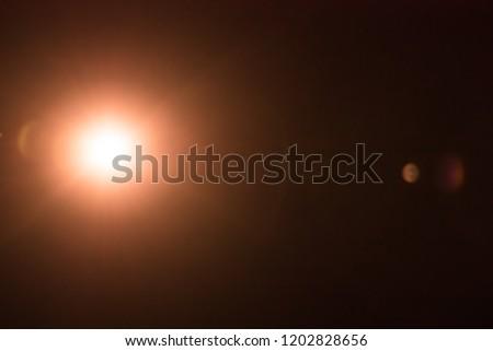 Lens flare light #1202828656