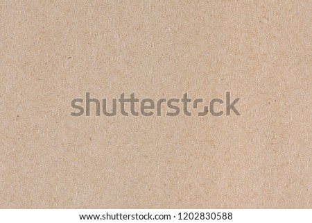 Sheet of brown paper useful as a background #1202830588