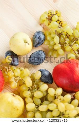 fresh fruits #120323716