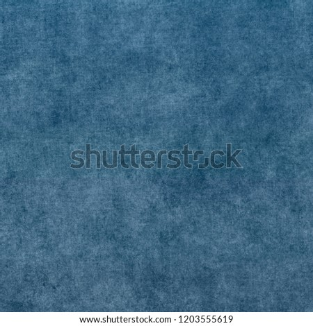 Vintage paper texture. Blue grunge abstract background #1203555619