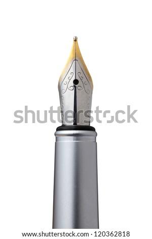 Fountain Pen Royalty-Free Stock Photo #120362818